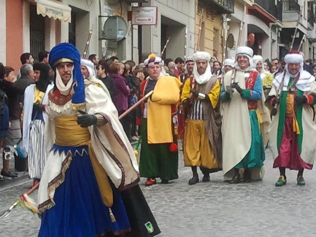Fiestas de Moros y Cristianos Alcoy